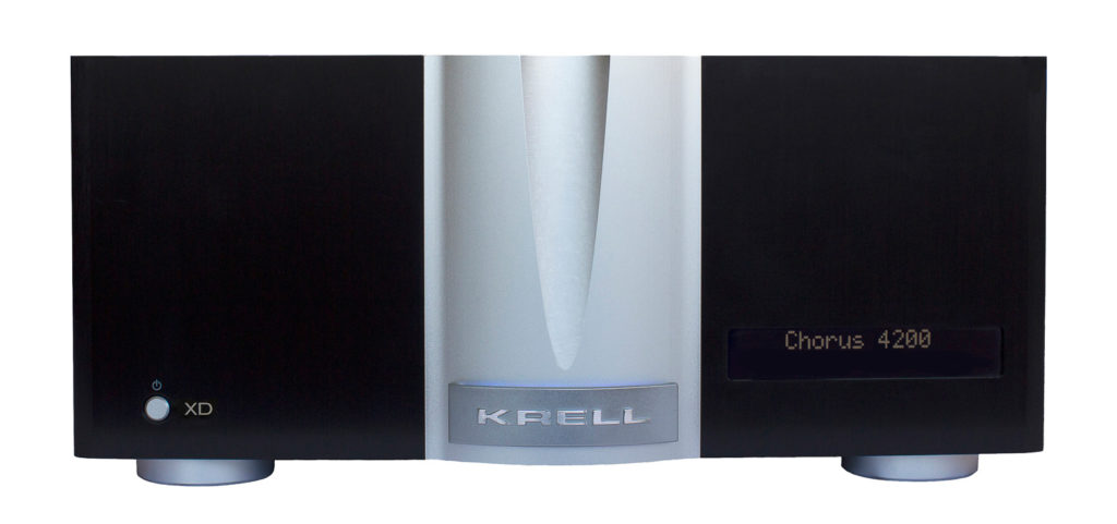 Krell Chorus 4200 XD Multi-Channel