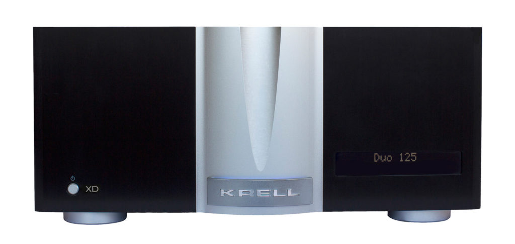 Krell Duo 125 XD Stereo Amplifier
