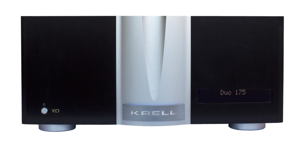 Krell Duo 175 XD Stereo Amplifier