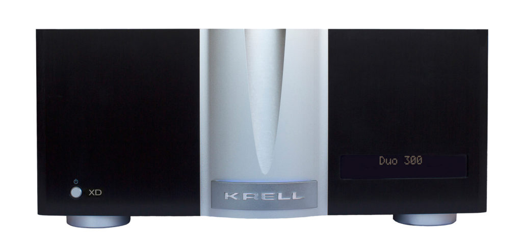 Krell Duo 300 XD Stereo Amplifier