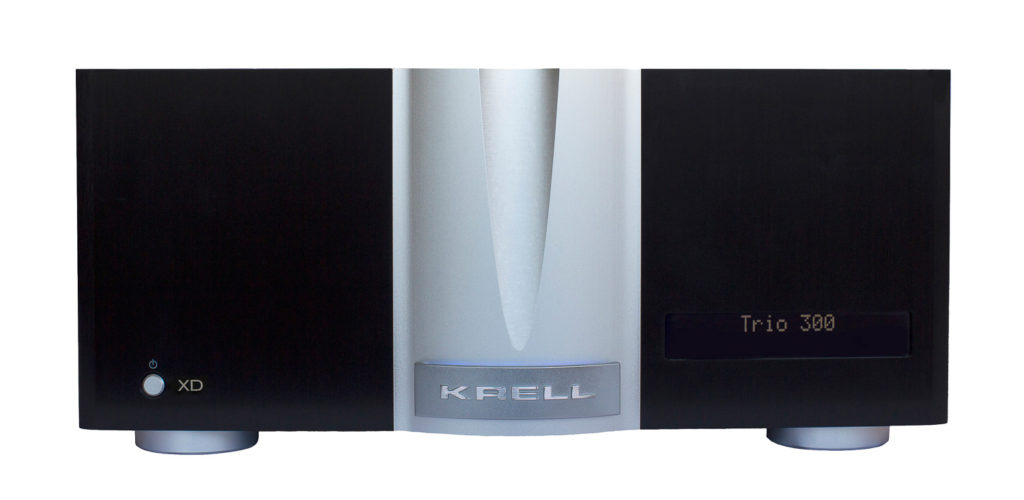 Krell Trio 300 XD Multi-Channel Amplifier